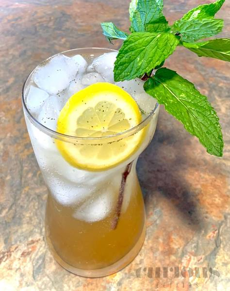 Day 1 Drink: Curious Lavender Lemonade #3