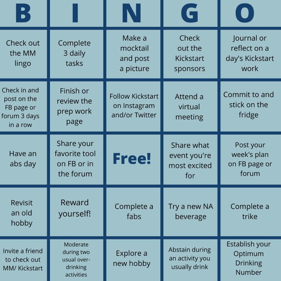 Day 8 Task: Bingo!