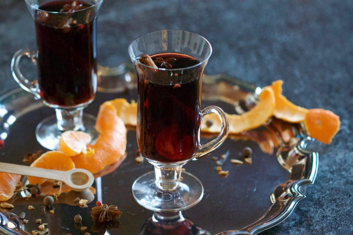 Day 1 Drink: Mulled Wine